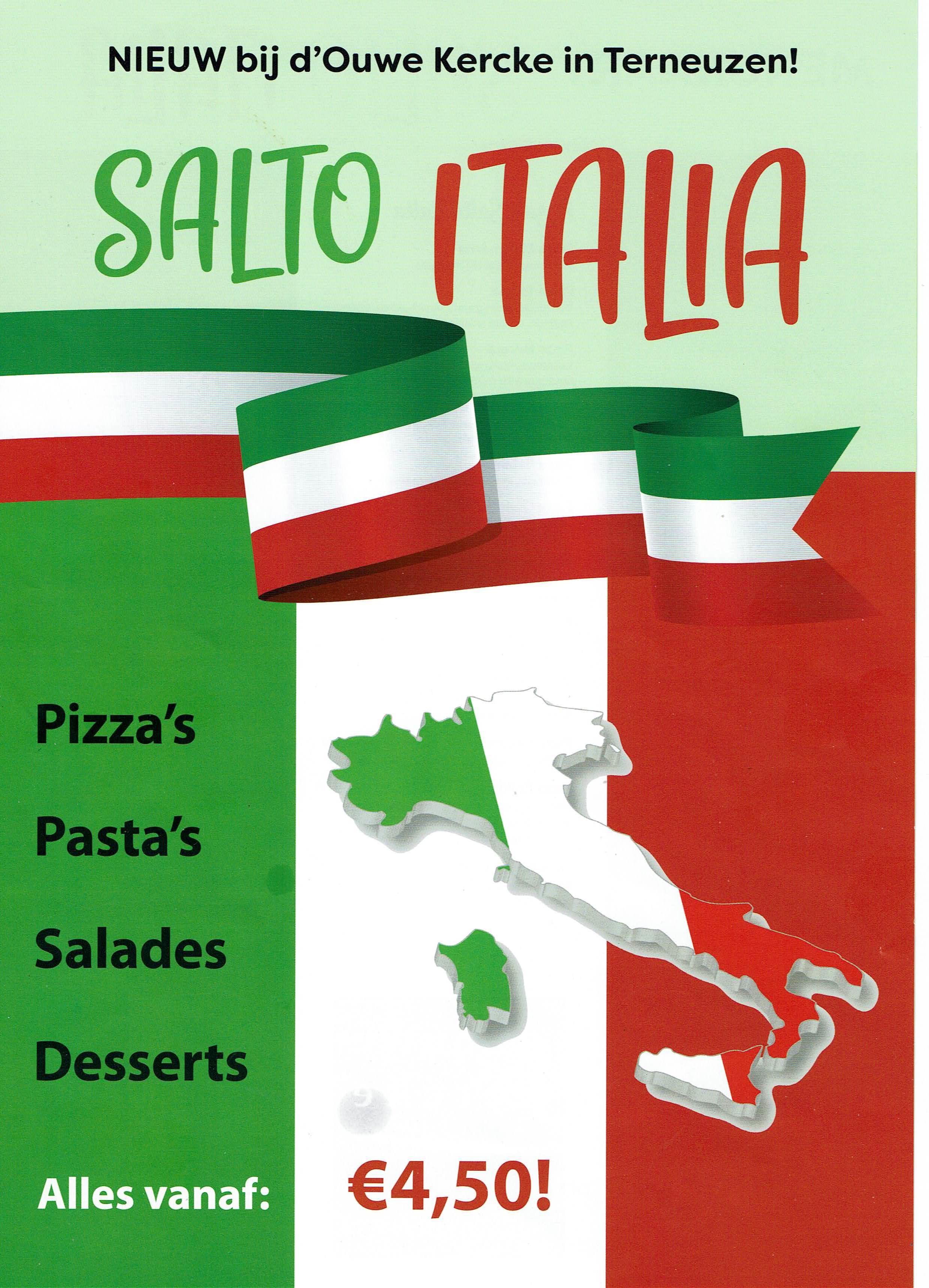 Salto Italia 1